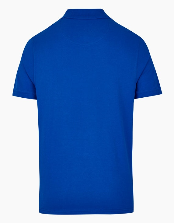 Bexleys man Basic Polo-Shirt, GOTS | ADLER Mode Onlineshop