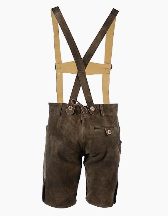 Alphorn kurze Lederhose | ADLER Mode Onlineshop