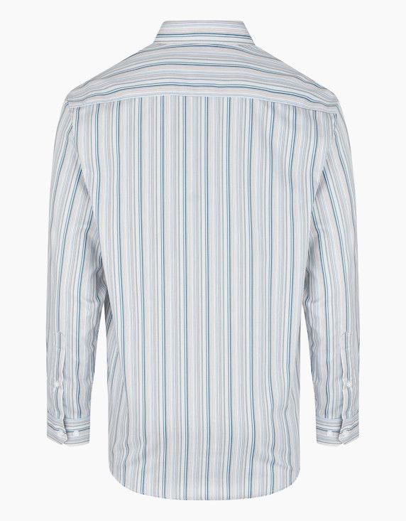 Bexleys man Freizeithemd im Streifen-Dessin, REGULAR FIT | ADLER Mode Onlineshop