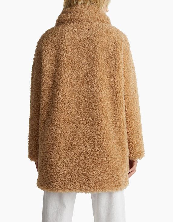 Esprit Fake Fur Mantel   ADLER Mode Onlineshop