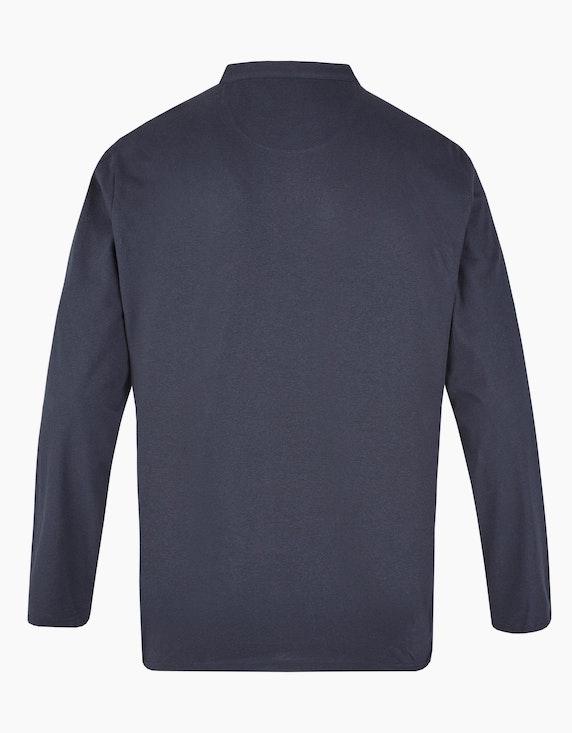 Big Fashion Langarmshirt mit Stehkragen | ADLER Mode Onlineshop