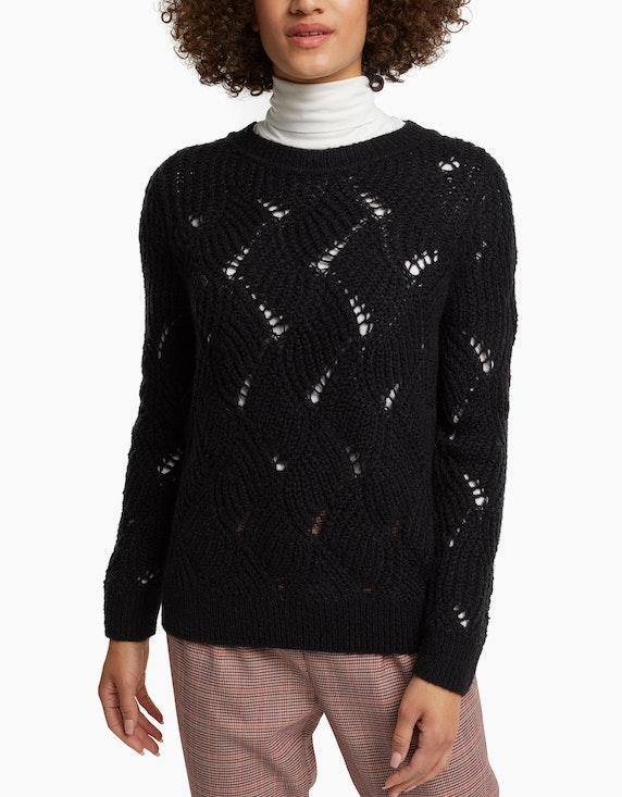 Esprit Pointelle-Pullover   ADLER Mode Onlineshop