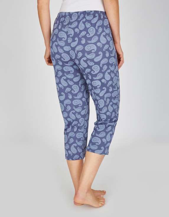 Bexleys woman Mix & Match Pyjama Hose | ADLER Mode Onlineshop