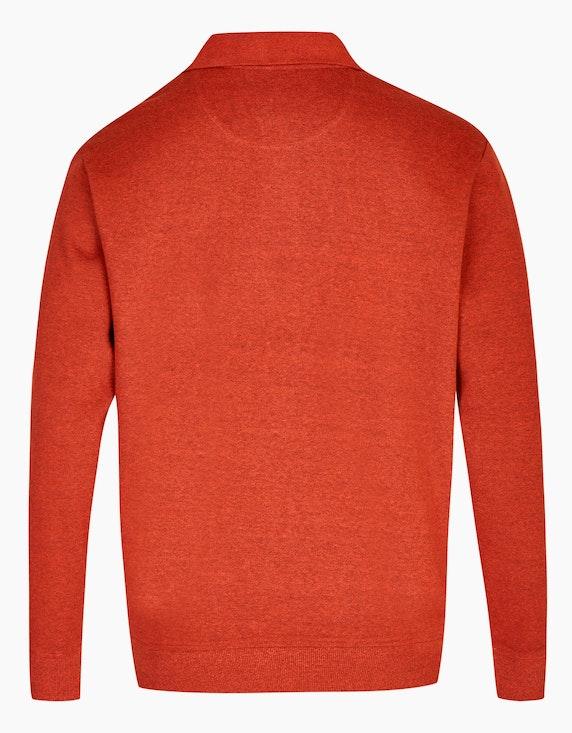 Bexleys man Polo-Sweatshirt mit Brusttasche | ADLER Mode Onlineshop