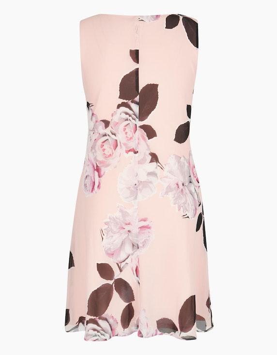 Bexleys woman Kleid in fließender Chiffonqualität | ADLER Mode Onlineshop