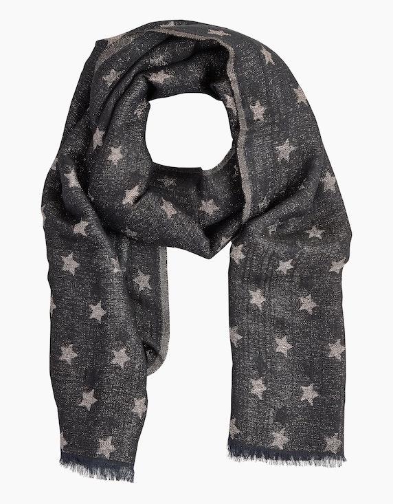 Bexleys woman Tuch mit Sternen und Glitzer | ADLER Mode Onlineshop