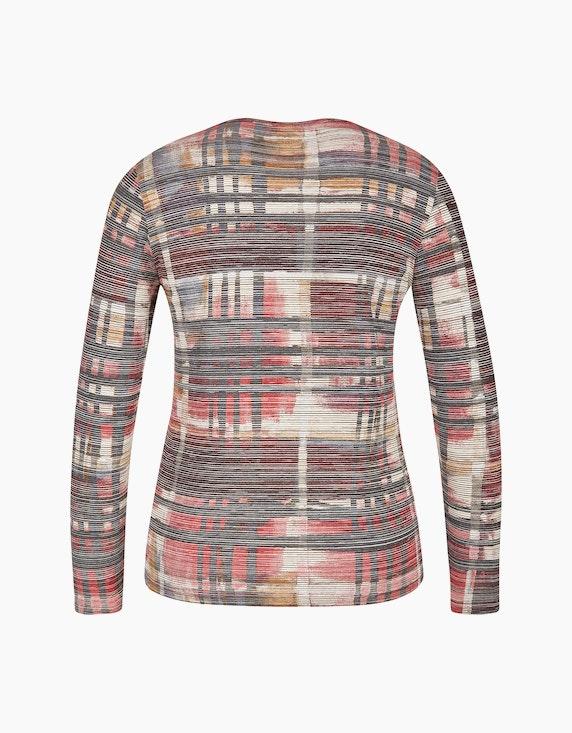 Bexleys woman Langarmshirt mit floralem Druck   ADLER Mode Onlineshop