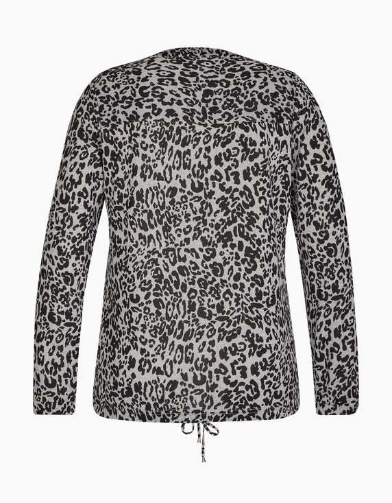 Bexleys woman Shirtjacke im modischen Animalprint | ADLER Mode Onlineshop
