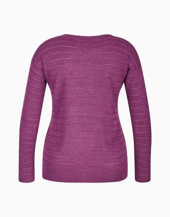 Bexleys woman Pullover mit Struktur   ADLER Mode Onlineshop