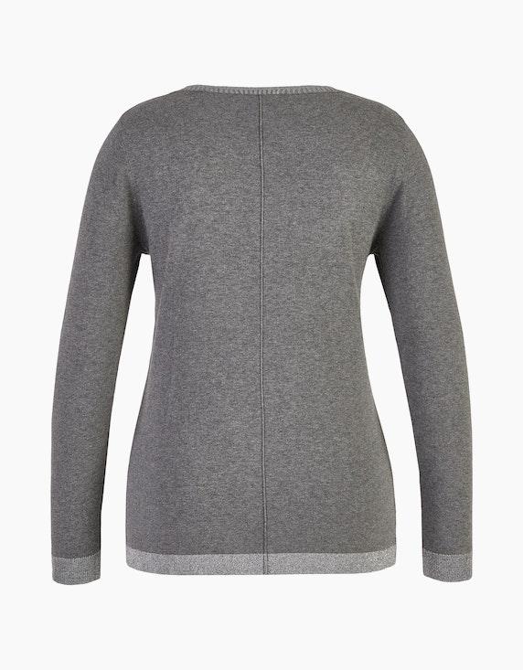 Bexleys woman Pullover mit Ziernaht   ADLER Mode Onlineshop