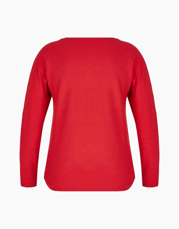 Bexleys woman Pullover mit Ziersteinen | ADLER Mode Onlineshop