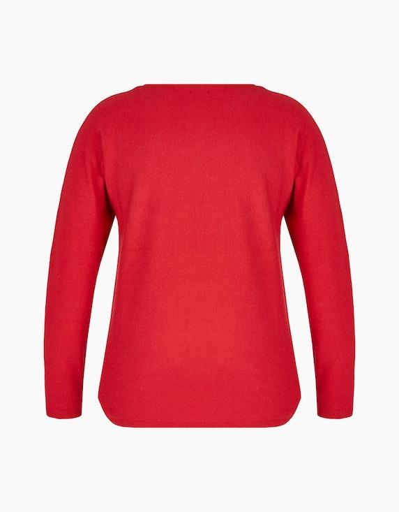 Bexleys woman Pullover mit Ziersteinen   ADLER Mode Onlineshop