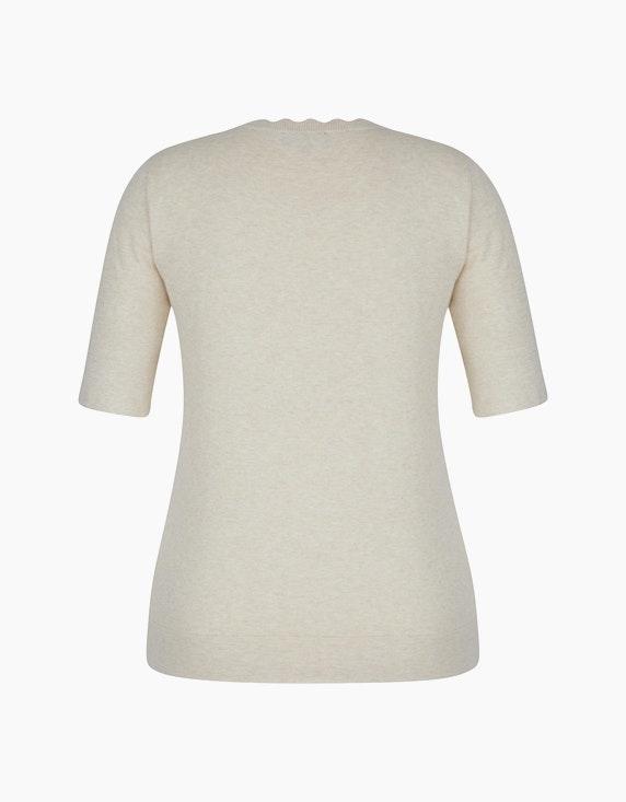 Bexleys woman Pullover mit kurzen Ärmeln | ADLER Mode Onlineshop