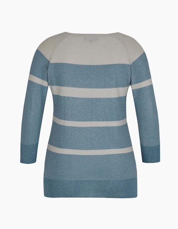 Bexleys woman Pullover mit Glitzereffekt | ADLER Mode Onlineshop