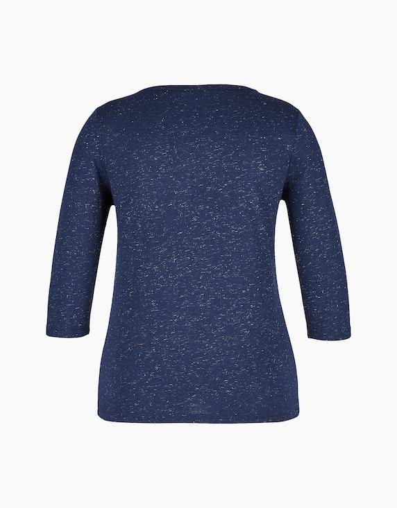 MY OWN Shirt mit Silberglanz-Effekt und Ketten-Detail | ADLER Mode Onlineshop