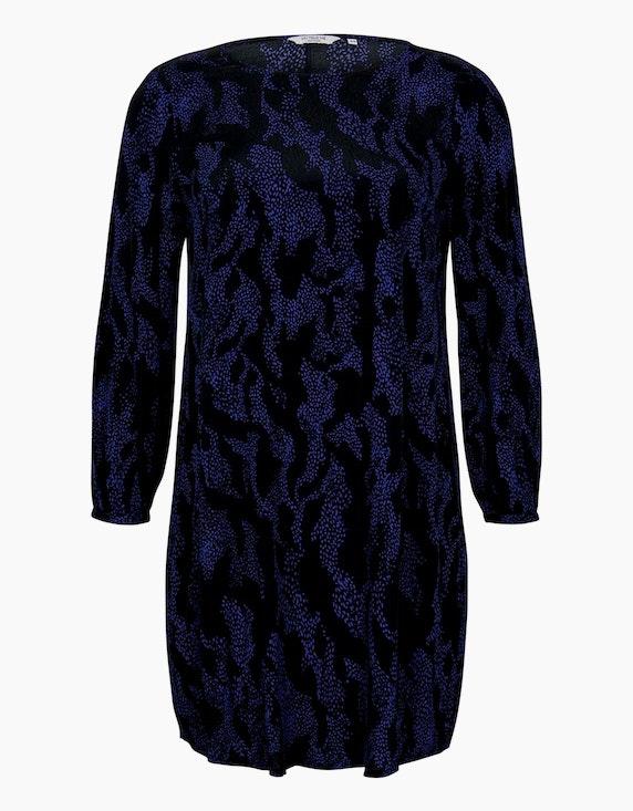My True Me Gemustertes Kleid | ADLER Mode Onlineshop