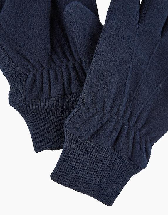 Bexleys man Wärmende Fleece-Handschuhe | ADLER Mode Onlineshop