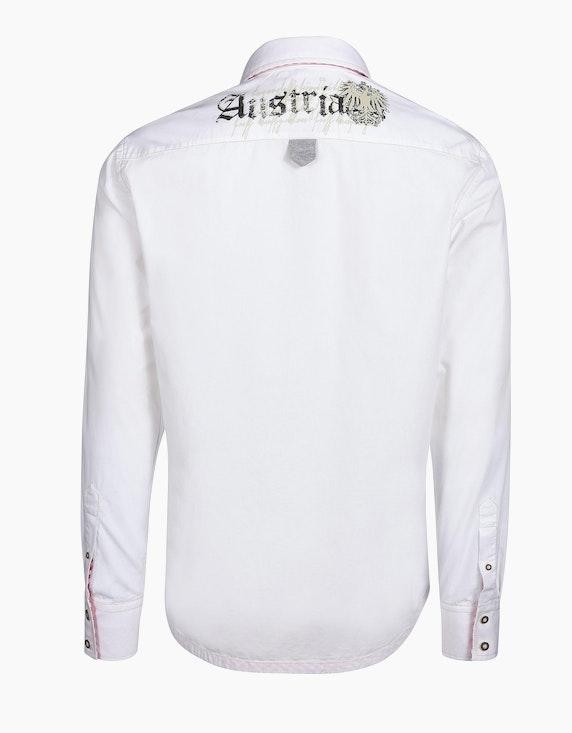 "MarJo Trachtenhemd langarm ""Austria"" | ADLER Mode Onlineshop"