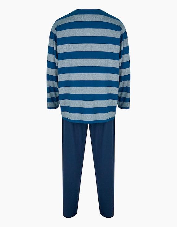 Big Fashion Langer Pyjama | ADLER Mode Onlineshop