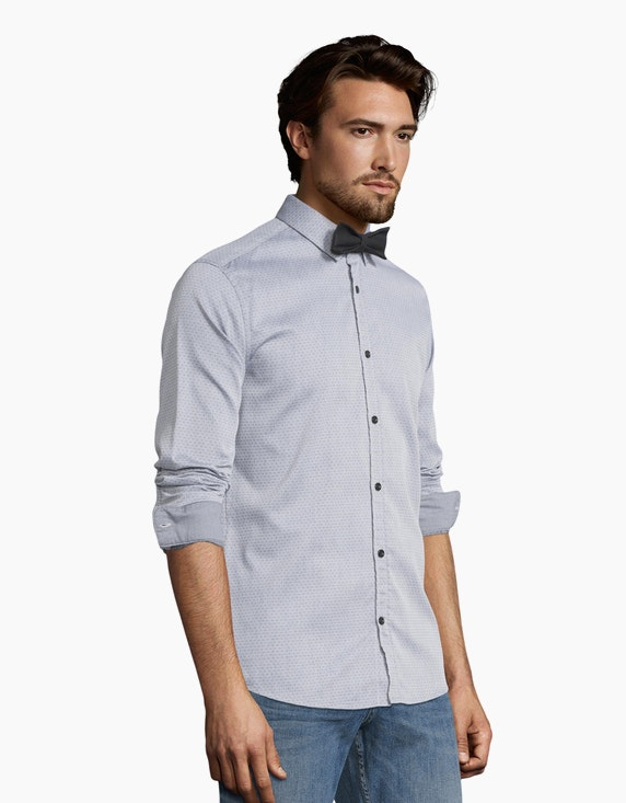 Tom Tailor Hemd mit Schleife | ADLER Mode Onlineshop