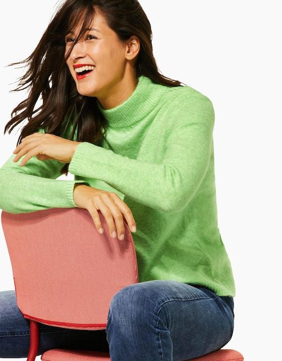 Street One Pullover in Melange-Optik | ADLER Mode Onlineshop