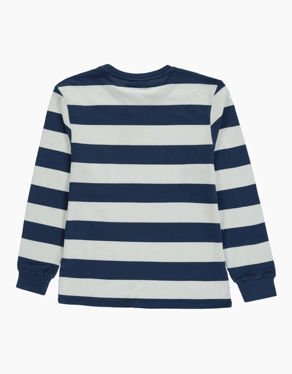 Tom Tailor Boys Pullover im Streifen-Design | ADLER Mode Onlineshop