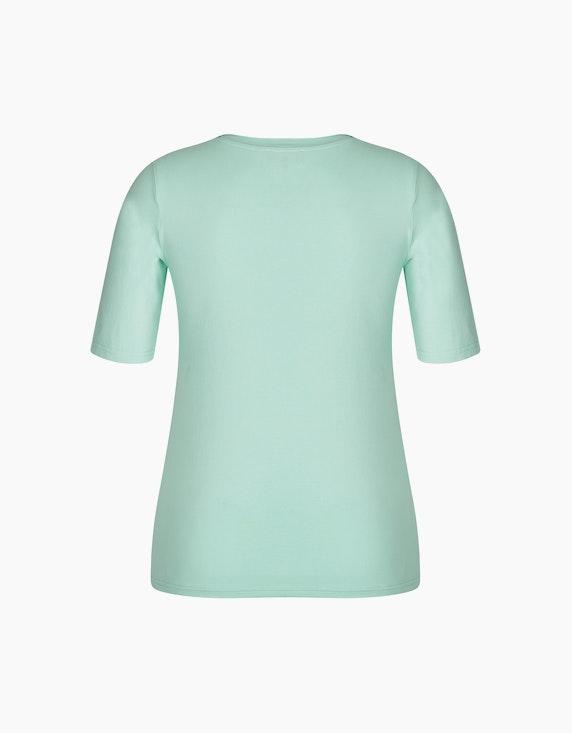 Bexleys woman Shirt mit platziertem Druck und Stickerei | ADLER Mode Onlineshop