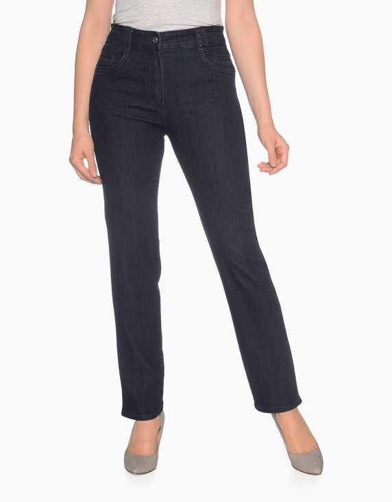 "Bexleys woman Jeans ""Sandra"" in Authentic Blue 