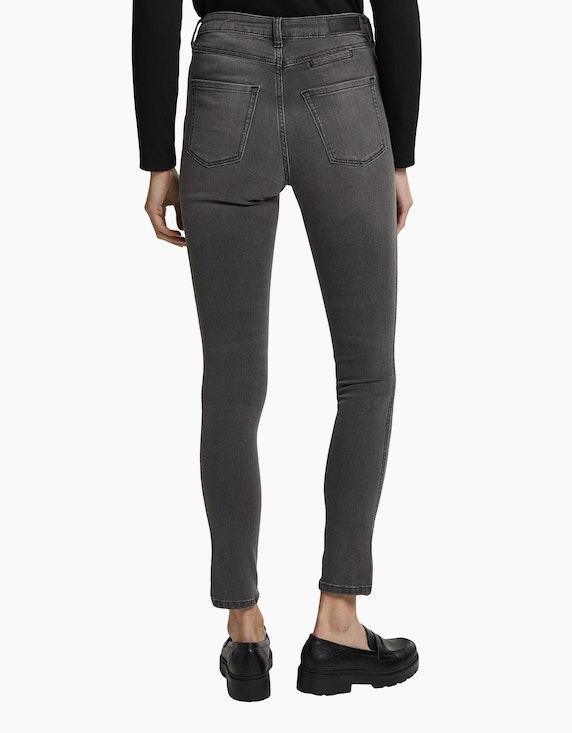 Esprit Recycelt: Skinny-Jeans mit hohem Bund | ADLER Mode Onlineshop