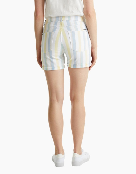 Esprit Shorts im Streifen-Look   ADLER Mode Onlineshop