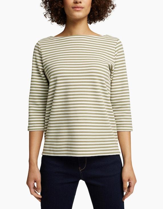 Esprit Sweatshirt mit Streifen   ADLER Mode Onlineshop