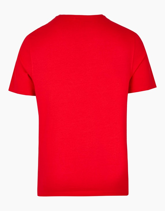 Bexleys man Basic T-Shirt uni, GOTS | ADLER Mode Onlineshop