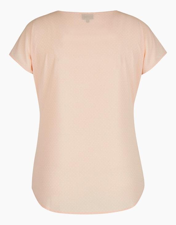 Bexleys woman Lässige Bluse mit Tupfen   ADLER Mode Onlineshop