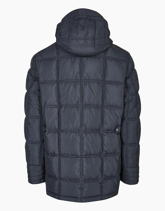 Bexleys man Daunentouch-Jacke mit Fellkragen und Kapuze | ADLER Mode Onlineshop