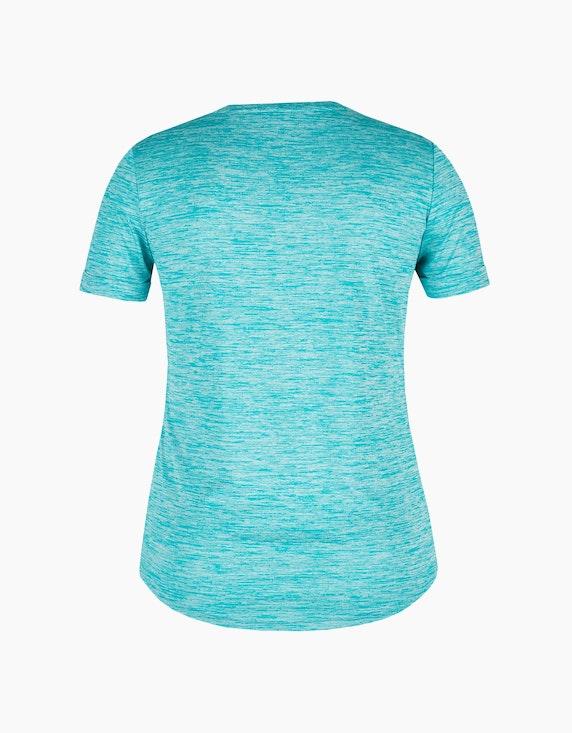Fit&More Fitness T-Shirt mit Print | ADLER Mode Onlineshop