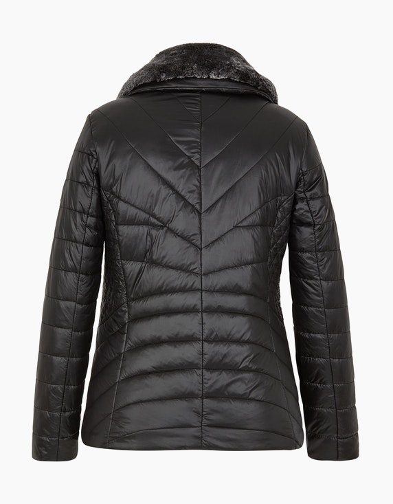 Adler Collection Steppjacke mit dezentem Glanz | ADLER Mode Onlineshop