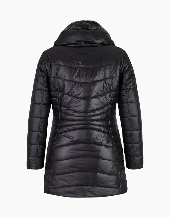 Adler Collection Stepp-Longjacke mit dezentem Glanz | ADLER Mode Onlineshop