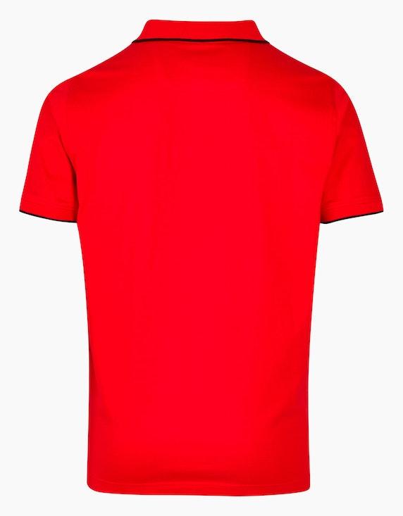 Bernd Berger Polo-Shirt uni | ADLER Mode Onlineshop