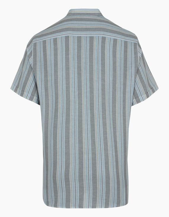 Bexleys man Freizeithemd, kurzarm, gestreift   ADLER Mode Onlineshop