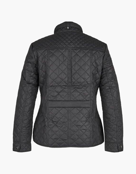 Bexleys woman Steppjacke mit Futter im Animal-Dessin | ADLER Mode Onlineshop