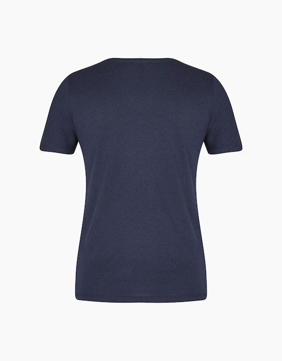 Bexleys woman Maritimes Shirt mit Strassbesatz | ADLER Mode Onlineshop