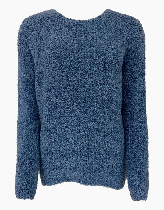 2-Biz Bouclé-Pullover | ADLER Mode Onlineshop