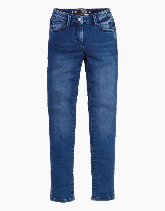 s.Oliver Boys 5-Pocket-Stretchjeans | ADLER Mode Onlineshop