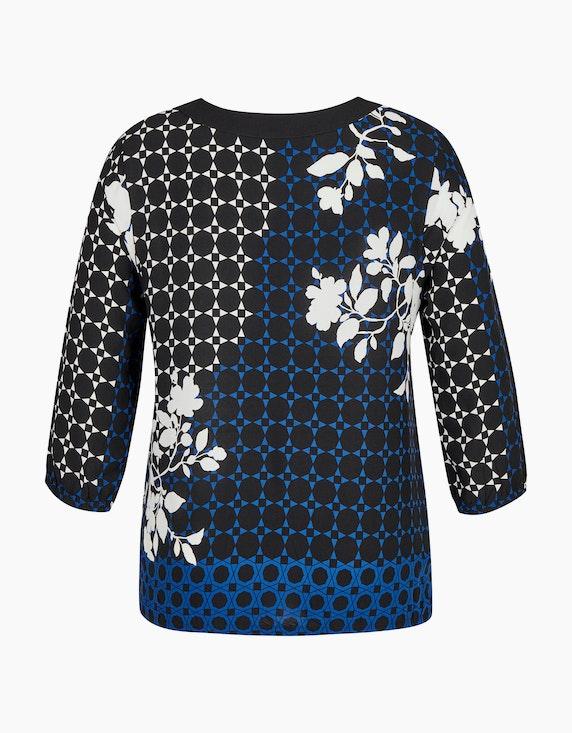 Bexleys woman Blouson-Bluse im Mustermix   ADLER Mode Onlineshop