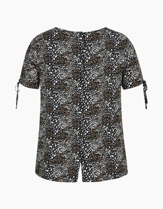 Bexleys woman Bluse mit Knopfleiste am Rücken | ADLER Mode Onlineshop