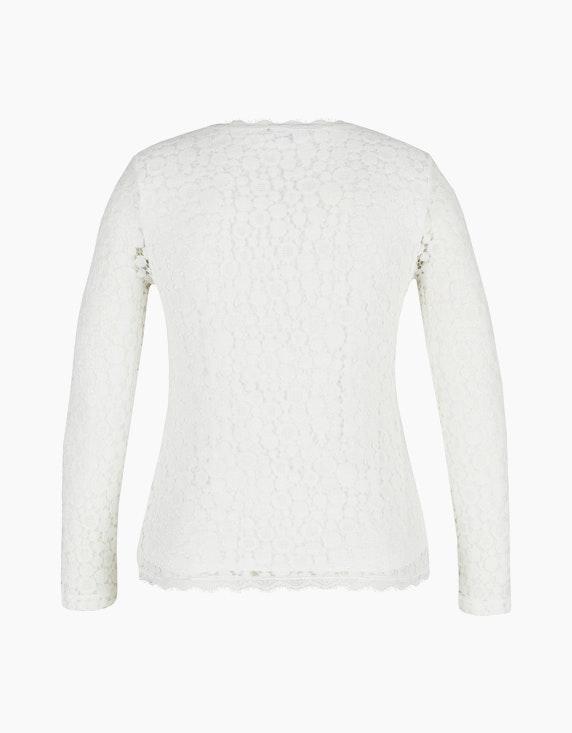 MY OWN Blusenshirt aus Spitze | ADLER Mode Onlineshop