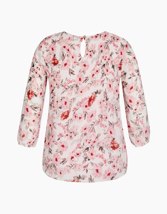 Bexleys woman Schlupfbluse mit Blumen-Muster | ADLER Mode Onlineshop
