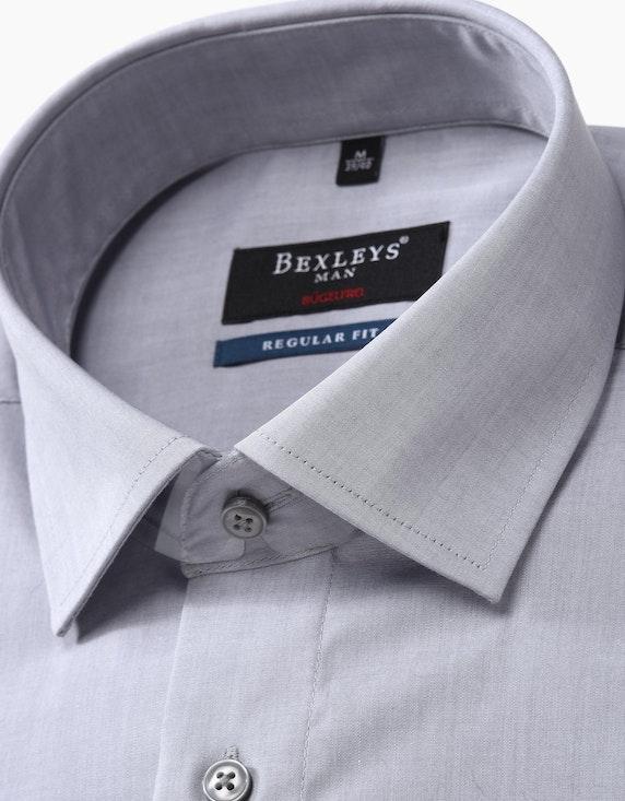 Bexleys man Businesshemd, Kurzarm, uni | ADLER Mode Onlineshop