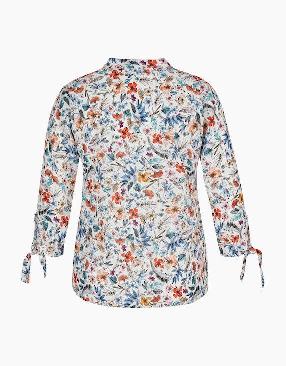 MY OWN Schlupfbluse mit floralem Muster | ADLER Mode Onlineshop