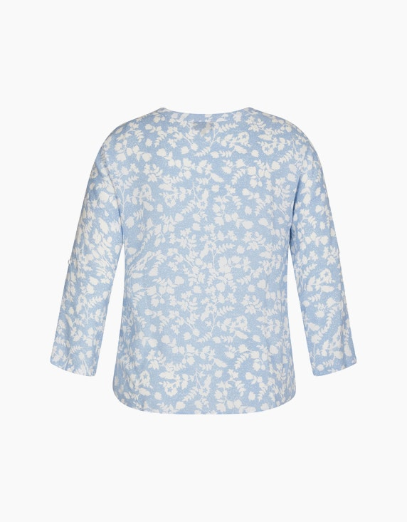 Bexleys woman Bluse mit floraler Musterung | ADLER Mode Onlineshop